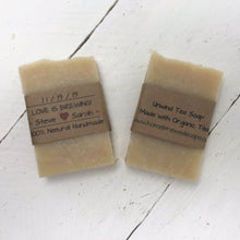 Love is Brewing Tea Soap Wedding Favors - Tea Favors - Home Brewed Soaps