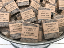 Baby Shower Soap Favors - Coffee Favors - Baby is Brewing - Home Brewed Soaps