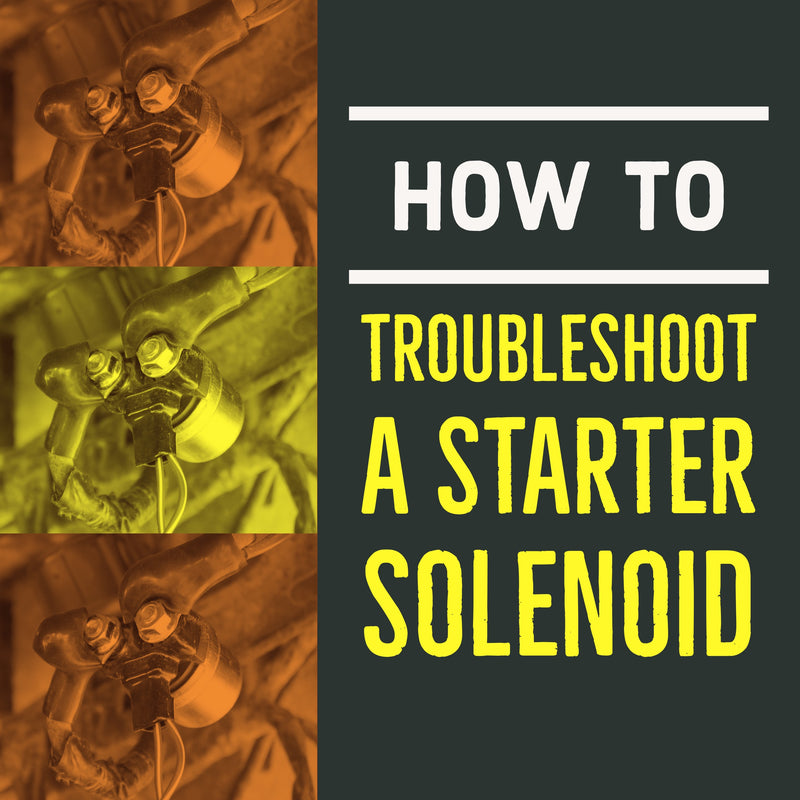 Troubleshooting Basics: Starter Solenoid | Scooter's Powersports