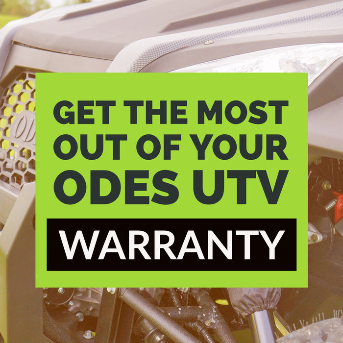 How to Get the Most Out of Your ODES Warranty | Scooter's Powersports