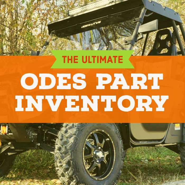 ODES Dealer Parts | Scooter's Powersports