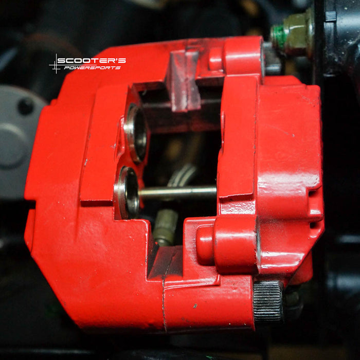 Anatomy of an ATV: Brake Caliper | Scooter's Powersports