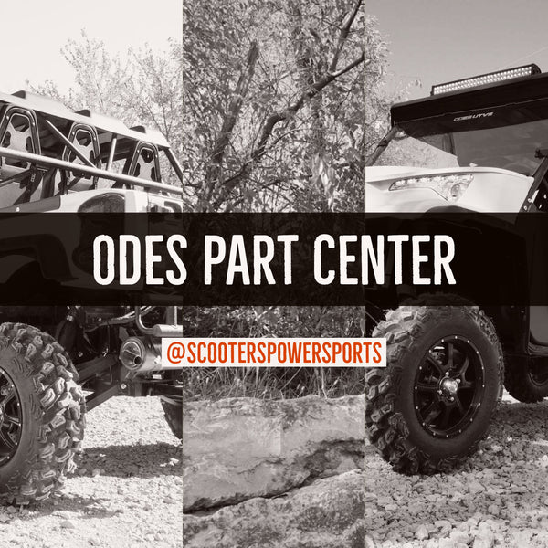 ODES PART CENTER | Scooter's Powersports