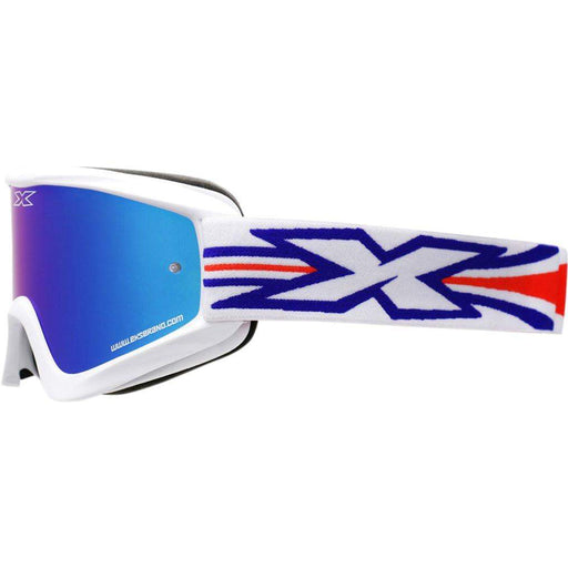 X Goggle Limited | Red White & Blue