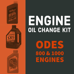 ODES Oil Change Kit for 800 and 1000 Engines