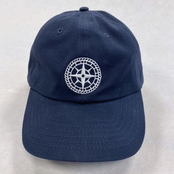 Compass Rose Canvas Hat