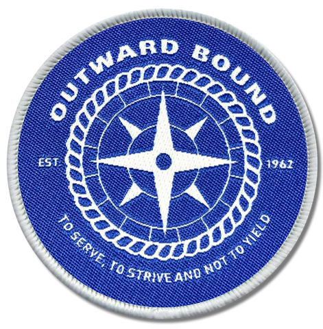 "Outward Bound 2.5"" Woven Patch"