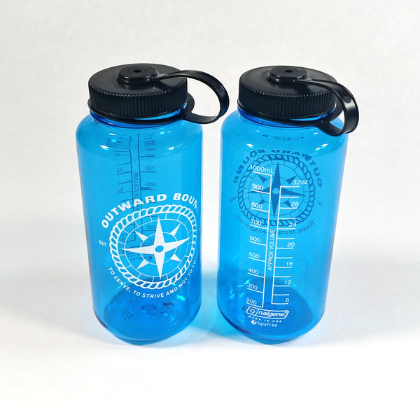 Outward Bound Wide-Mouth 32 oz. Nalgene Water Bottle