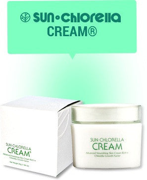 Sun Chlorella Cream ® - Chlorella France
