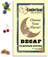 DECAF Flavored Coffee - Choose Your Flavor