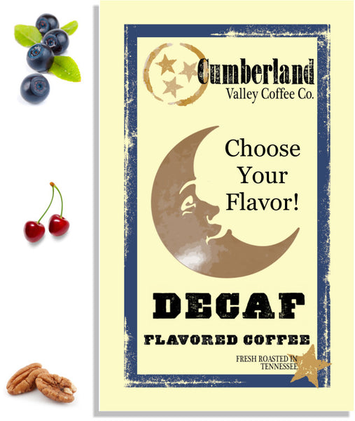 DECAF Flavored Coffee - Choose Your Flavor!