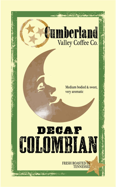 DECAF Colombian - Swiss Water Process