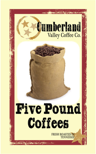 Five Pound Coffees