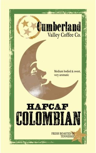 HAFCAF Colombian - Swiss Water Process