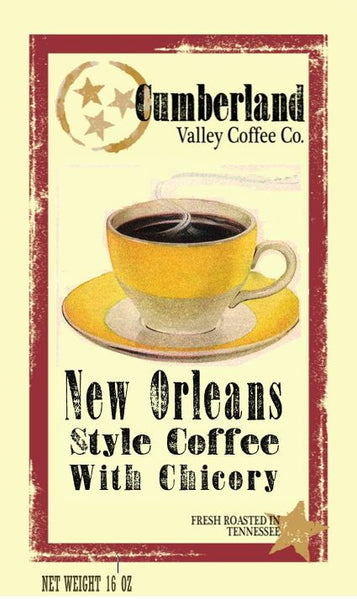 New Orleans Style Coffee with Chicory