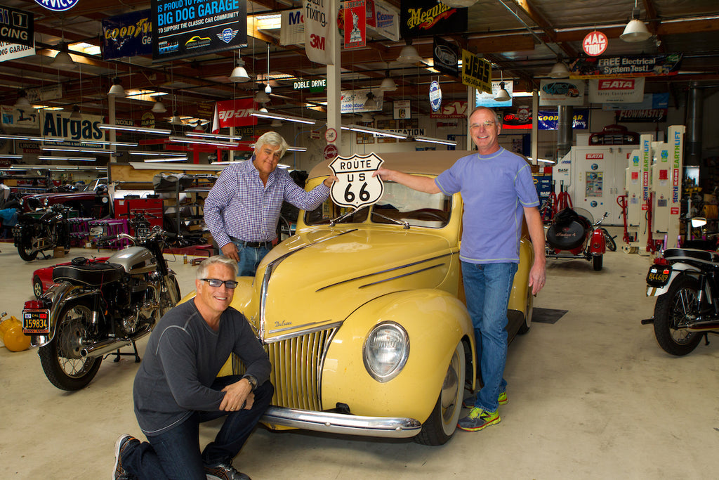 Tom Cotter Barn Find Leno