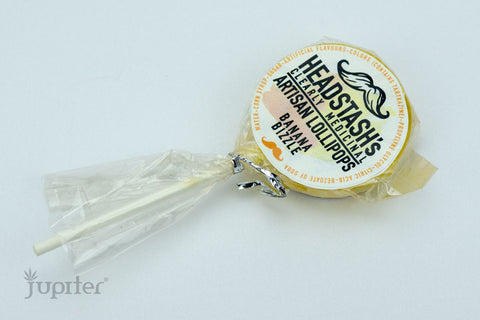 Headstash's Artisan Lollipops Banana