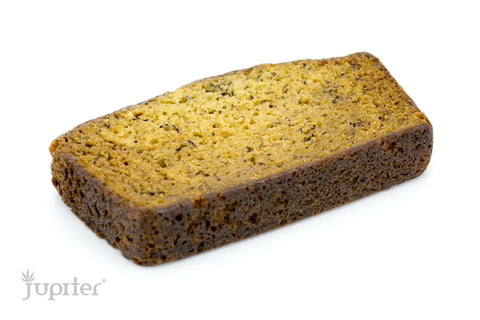 Cannabis Banana Bread 80mg by Green Goddess