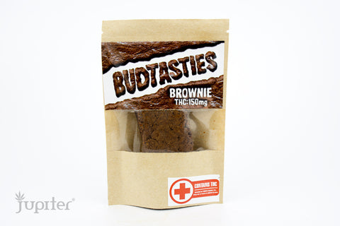 Budtasties Brownie