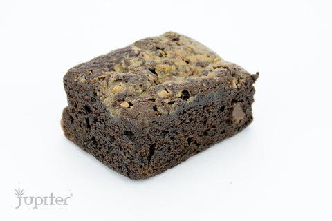 Dark Chocolate Caramel Skor Brownie 135mg