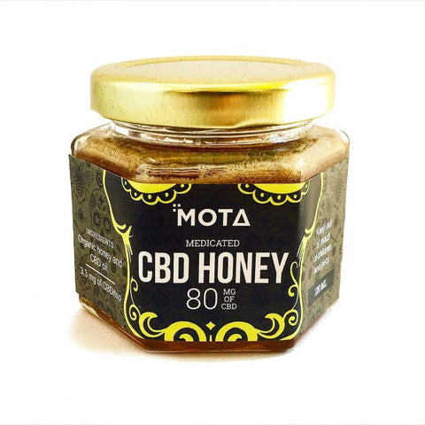 CBD Honey By Mota