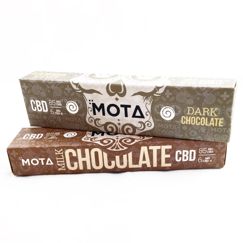 CBD Chocolate Bar By Mota