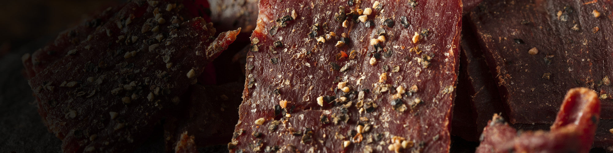 We have Beef Jerky<br> And it's delicious!