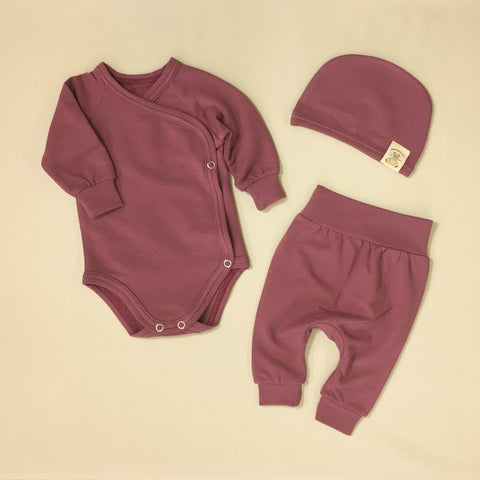 BAMBOO LAYETTE - WILD CURRANT