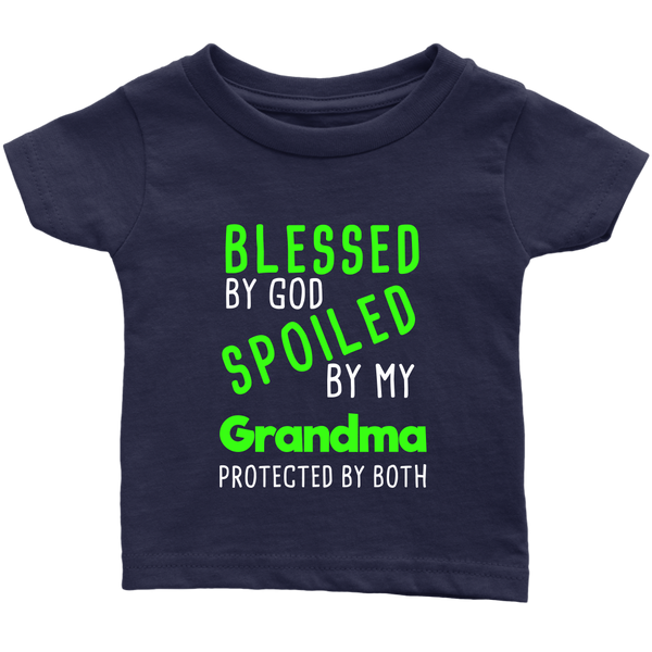 Spoiled by Grandma