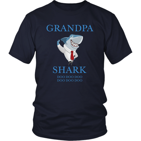 Grandpa Shark T-Shirt