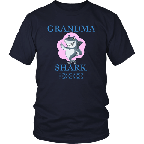 Grandma Shark T-Shirt