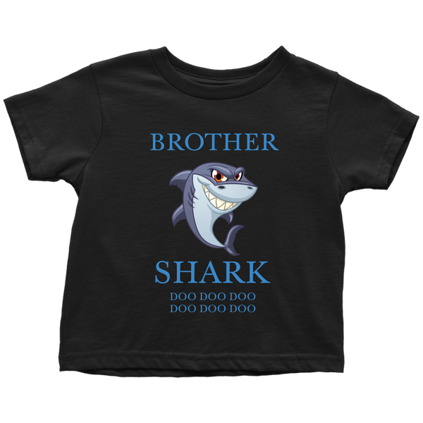 Brother Shark Toddler T-Shirt