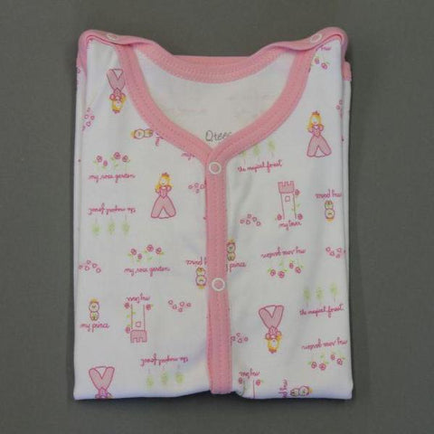 PICU GOWN - Princess garden
