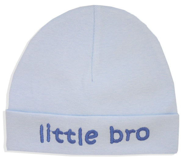 EMBROIDERED HAT LITTLE BRO