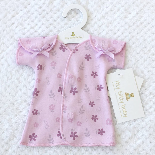 NICU Fit & Flare Lilac Daisy