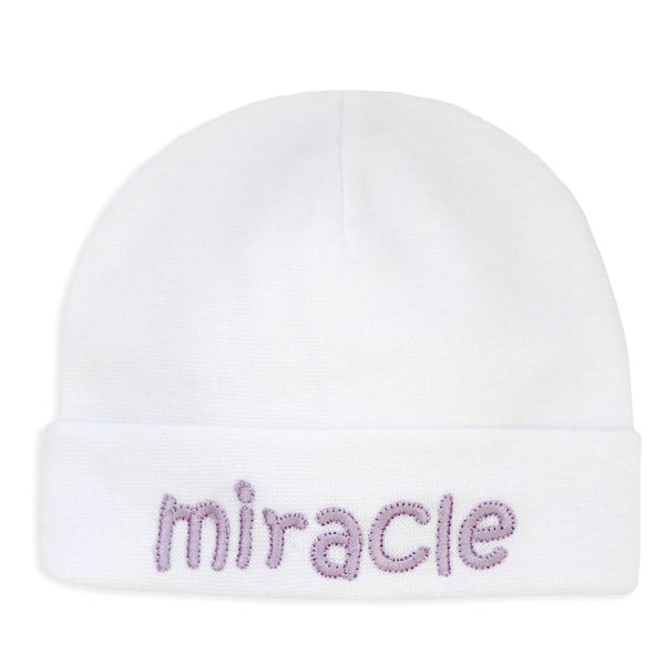 EMBROIDERED HAT MIRACLE
