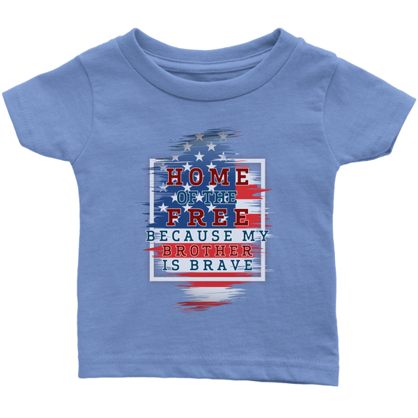 Brave Brother Infant T-Shirt