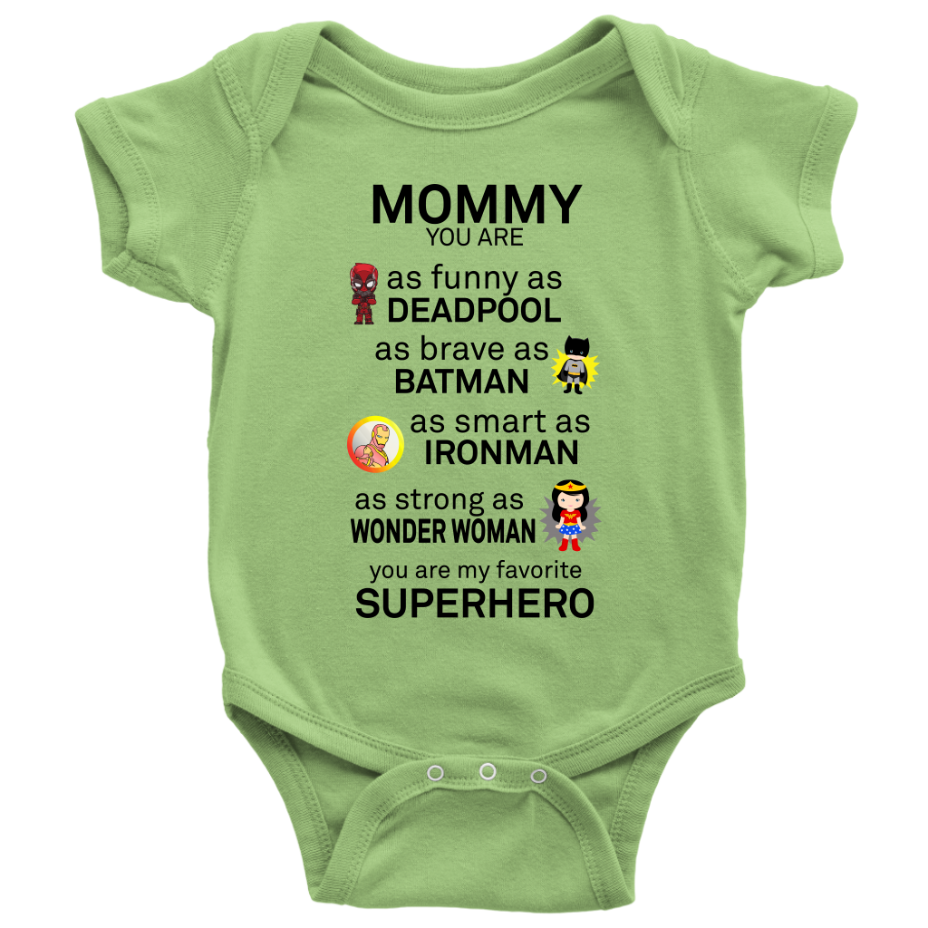 Mommy you are... Onesie