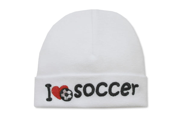 EMBROIDERED HAT SOCCER