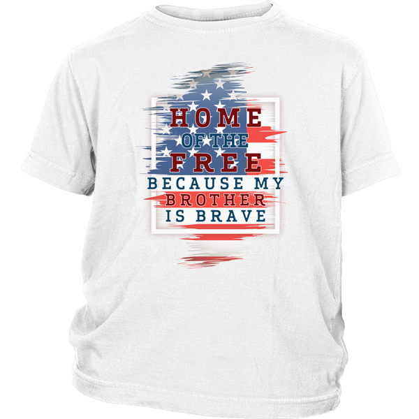 Brave Brother Youth T-Shirt