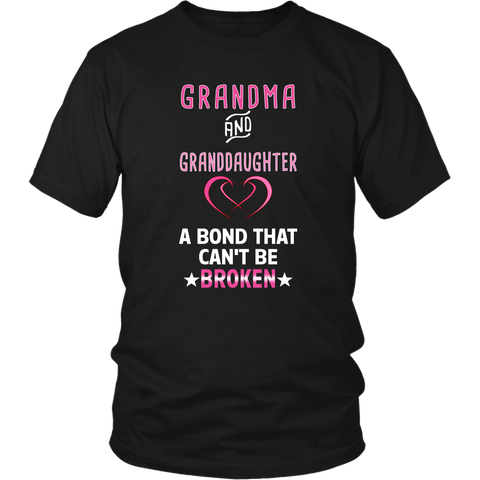 Grandma and Granddaughter Shirt