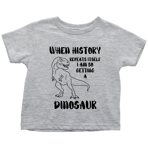 Dinosaur B Toddler T-Shirt