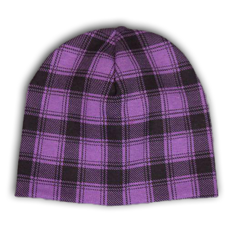 Purple Wild One Beanie