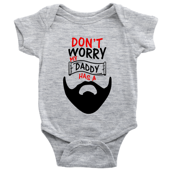 Don't worry onesie