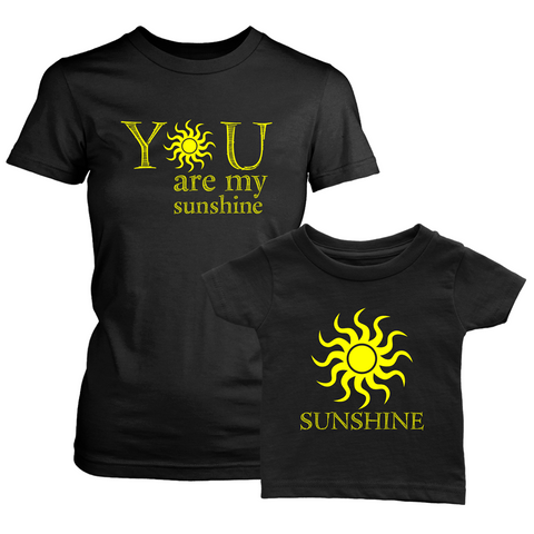 Sunshine T-Shirt infant/toddler