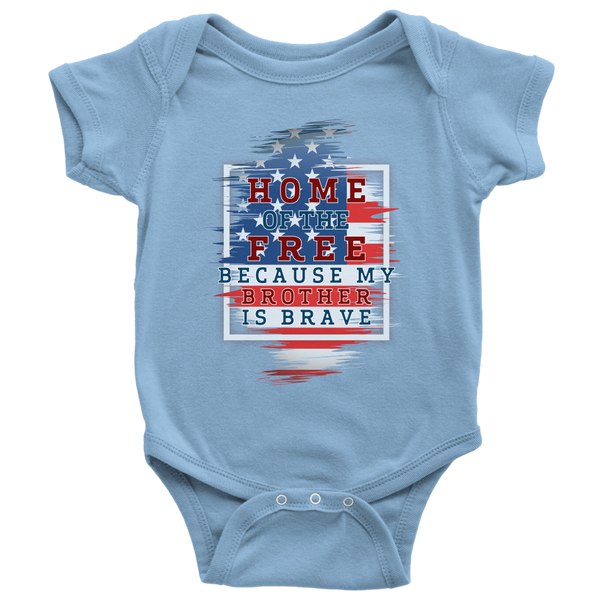 Brave Brother Onesie