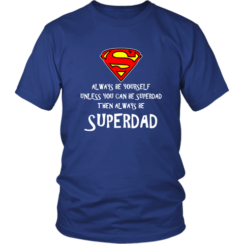 Always be Superdad