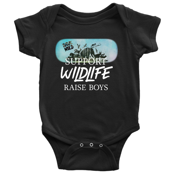 Raise Boys Onesie