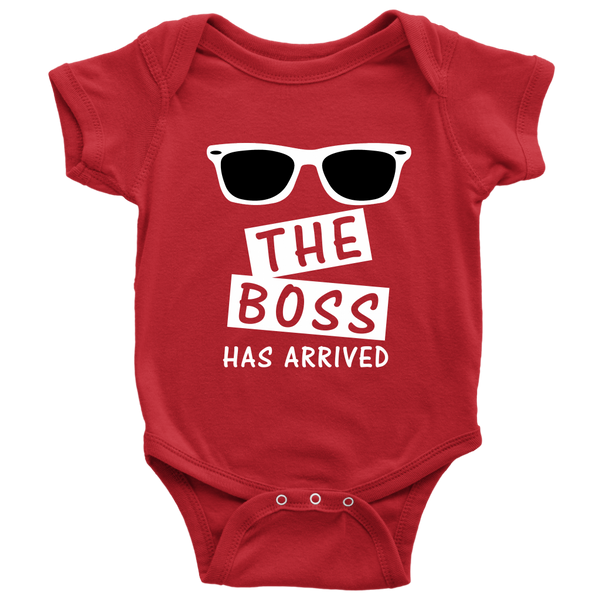 The Boss onesie