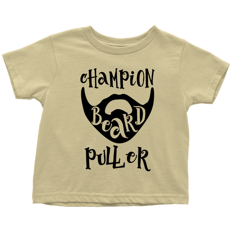Champion Beard Puller toddler